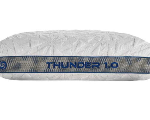 Bedgear Storm Series Thunder 1.0 Performance Pillow