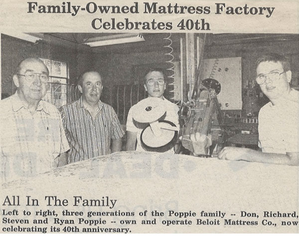 Family-Owned Mattress Facory