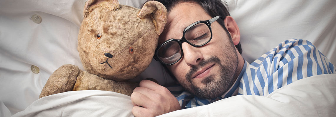 Better Sleep Makes Better Husbands