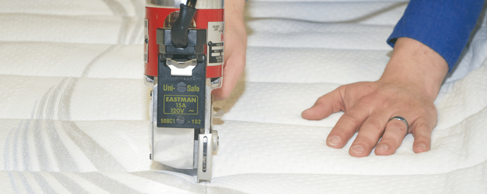 Beloit Mattresses are handmade to perfection out of the most durable materials